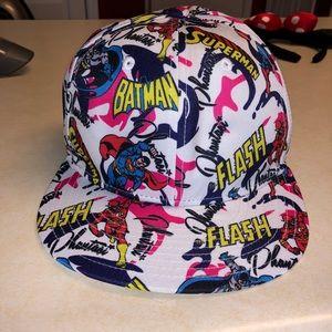 PHANTACI SUPERMAN SNAPBACK HAT